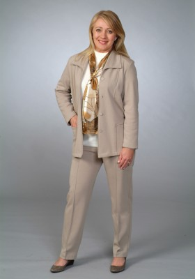 Ponte Jacket and Pant